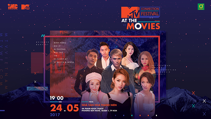 MTV Connection tháng 5/2017 - MTV At the Movies: Will (Full)
