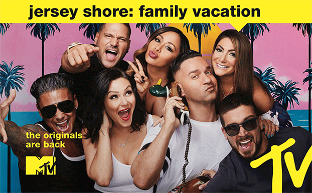 Jersey Shore Family Vacation  - Tập 1