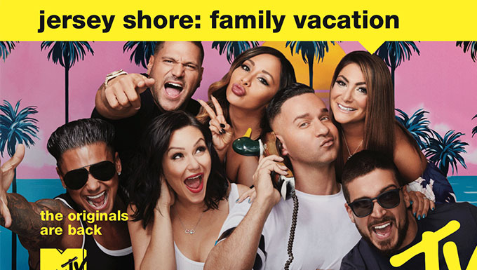 Jersey Shore Family Vacation - Tập 12