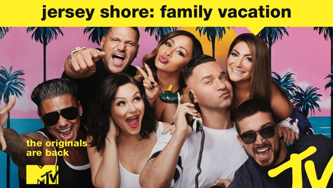 Jersey Shore Family Vacation - SPECIAL