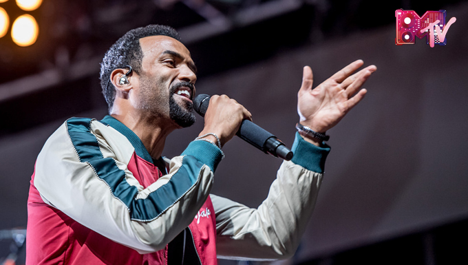MTV World Stage: Craig David trình diễn siêu hit Ain't Giving Up On You tại Gibraltar Calling